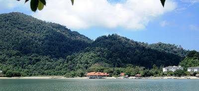 (Malaysia) - Pangkor Island - Coral Bay