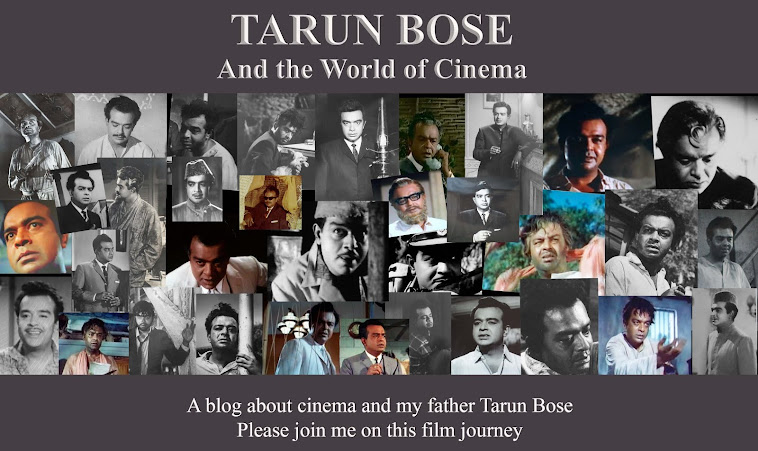Tarun Bose and the World of Cinema