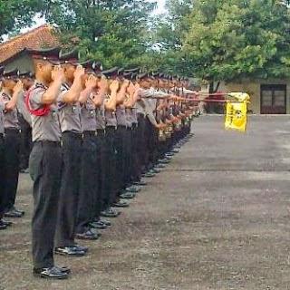 Informasi Kuota Personil Penerimaan Brigadir Polri 2015