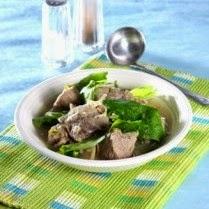 cara bikin Daging Sapi Kuah Kecombrang enak