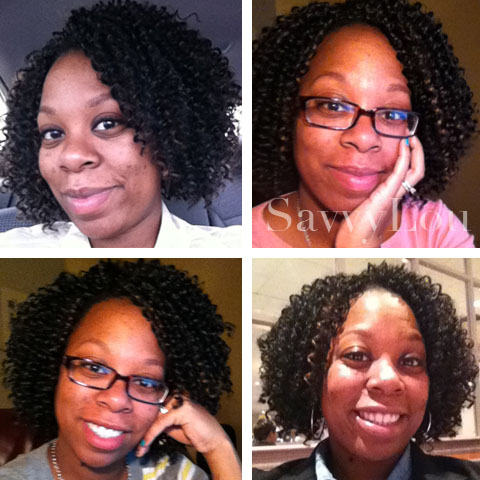 Crochet Braids with Freetress Water Wave