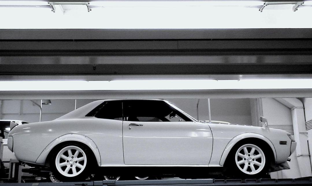 ciekawe samochody, kultowe, z duszą, JDM, japońskie, Toyota Celica, galeria, zdjęcia, coupe