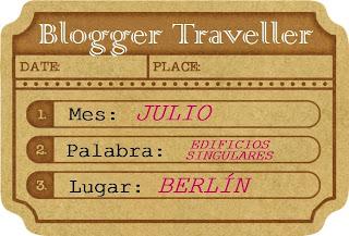 Blogger Traveller Berlín julio
