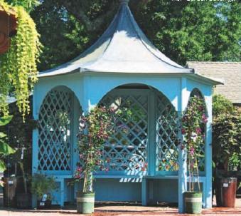 10 beautiful landscaping ideas for backyard english garden for Open yard landscaping ideas