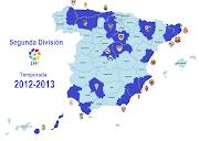 Veintidós equipos lucharán en una liga que se espera trepidante. (provincias de espana copia)