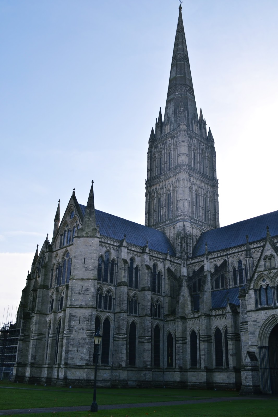 salisbury cathedral - photo #27