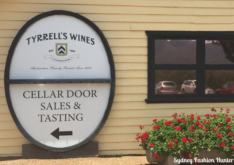 Tyrrell's Cellar Door