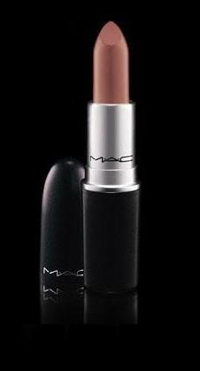 SMOKEY EYES, NUDE LIPS.: MAC Honeylove Lipstick