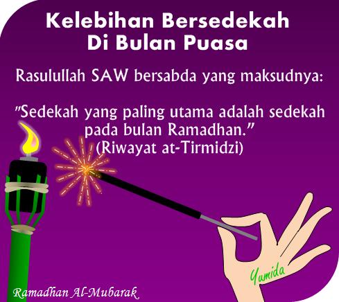 Kelebihan Bersedekah Di Bulan Puasa, ikhlas sedekah, hadis sedekah, cara sedekah, jenis sedekah, Ramadhan 2014, ucapan Ramadhan, kata-kata Ramadhan, hadis Ramadhan, hadis puasa, Ramadhan Al-Mubarak, ucapan puasa, Ramadan 1435H