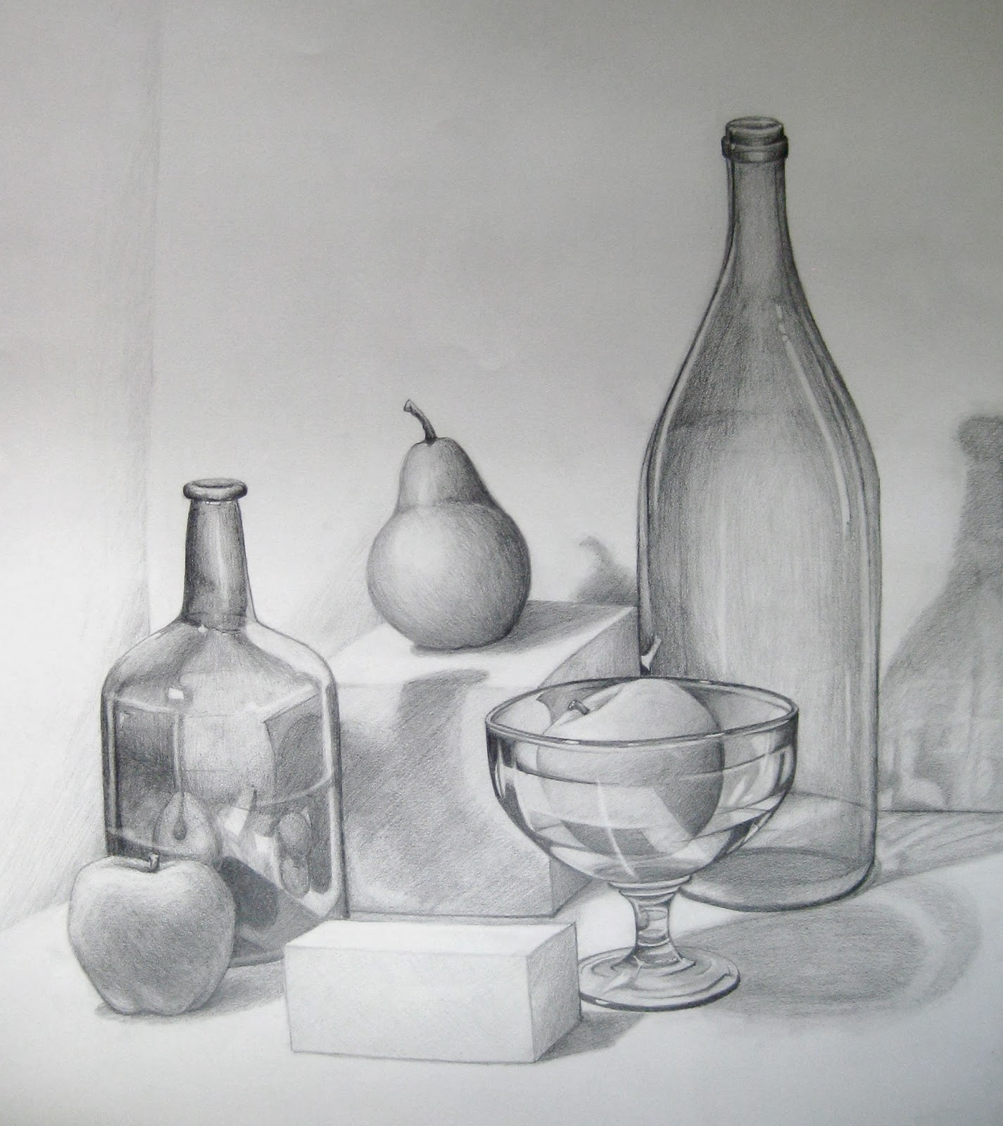 Katrina Crouch — Blushed Design: Throw Back Thursday: Drawing Glass