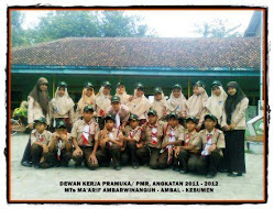 Dewan Kerja Pramuka 2010-2011