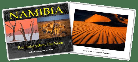 Ebook fotografico sulla Namibia