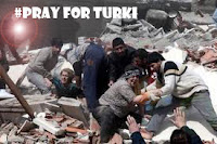 Korban Gempa Turki 7,2 SR | Pray For Turki