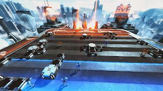 Frozen Endzone game