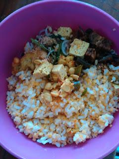 nasi jagung