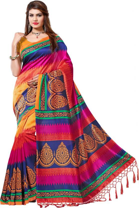 Minimum 60% Off on Sarees