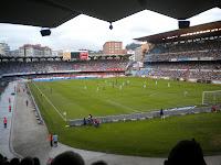 Balaídos en la vuelta del Celta a Primera División