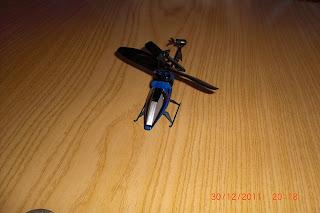 helicóptero marca silverlit