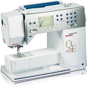 picking a sewing machine