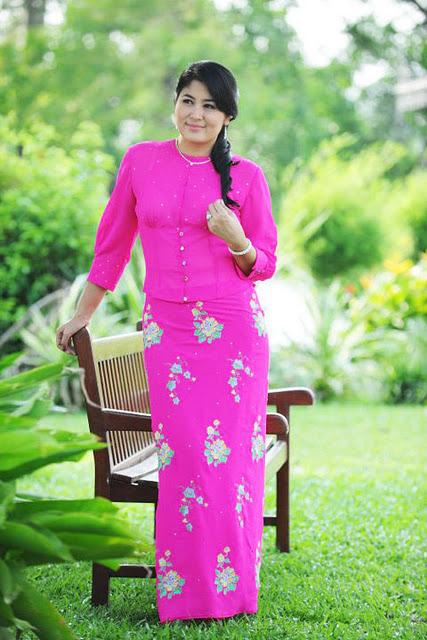 Soe Myat Thuzar, myanmar model