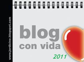 Premio Blog con vida