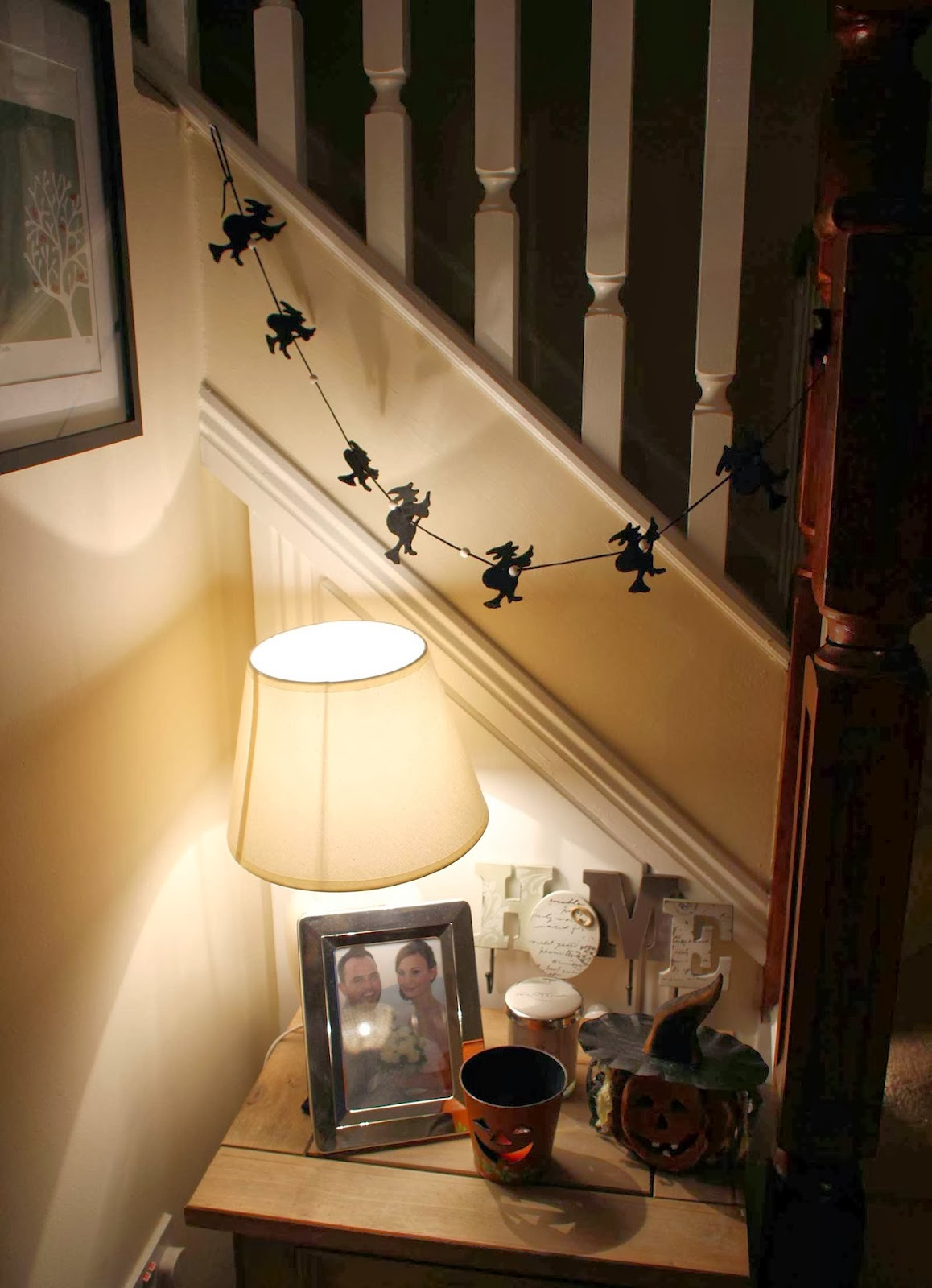 Halloween decor 2013 anna saccone joly - Deco hal halloween ...