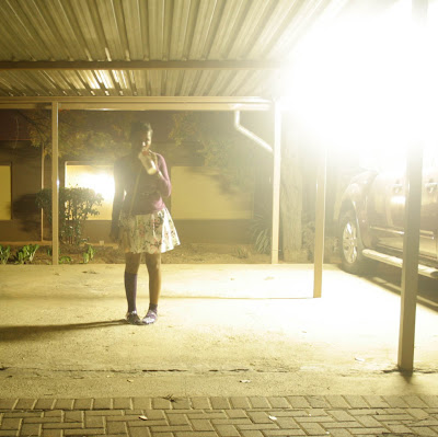 glitter daiquiri, khensani mohlatlole, sun dress, dress as skirt, mr price, top sa fashion blog