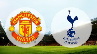 Starting Line-up Manchester United vs Tottenham Hotspur