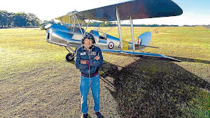 National honor for Taree pilot