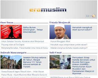 Kumpulan Situs-Situs Agama