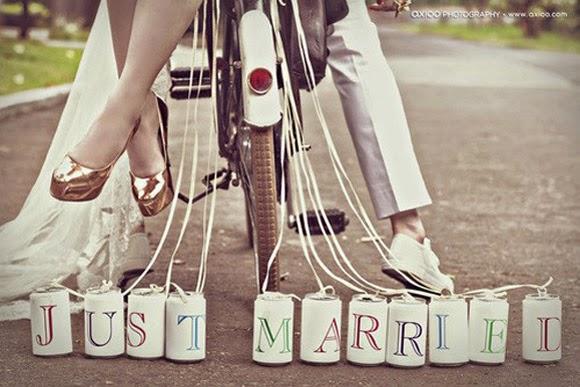 Bici urbana para recién casados