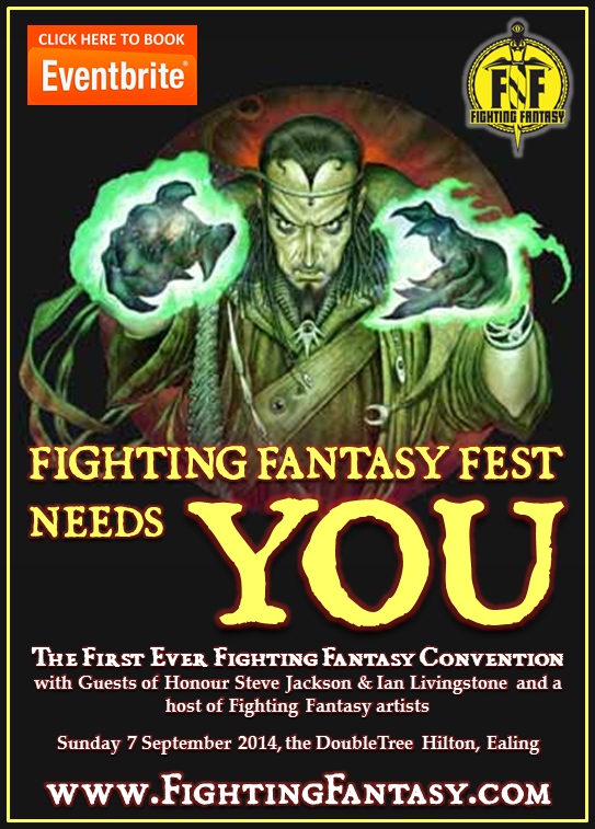 Fighting Fantasy Fest 2014