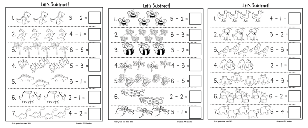 halloween subtraction first grade halloween math worksheets for kindergarten and elementary. Black Bedroom Furniture Sets. Home Design Ideas