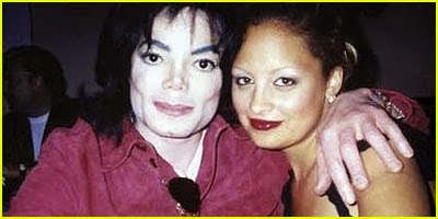 Michael Jackson is Nicole Richie's godfather