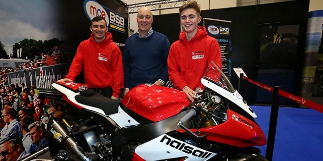 Halsall Racing sign Costello and Hartley, making him youngest BSB rider ever for 2014
