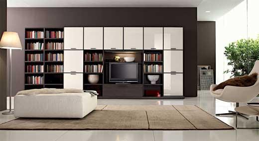 Minimalist Living Room Furniture