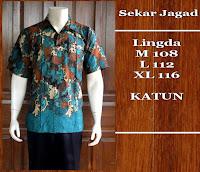 Kemeja Batik BP 5789