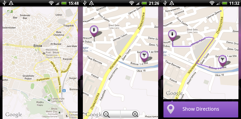 Working with Google Maps and Directions API in Android ~ Curious ...