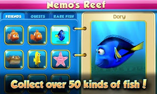 Full Version Nemo's Reef Apk For Android Free Download - www.mobile10.in