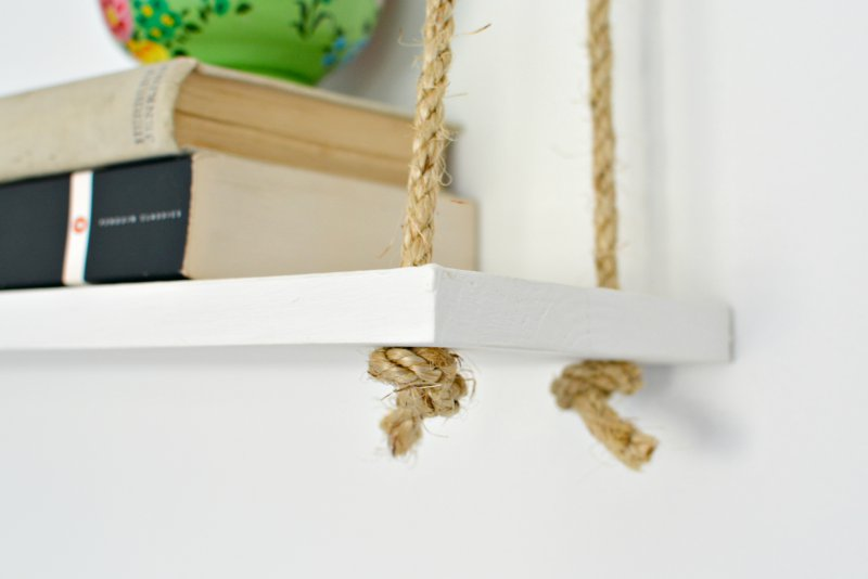 Diy+rope+shelf+how+to
