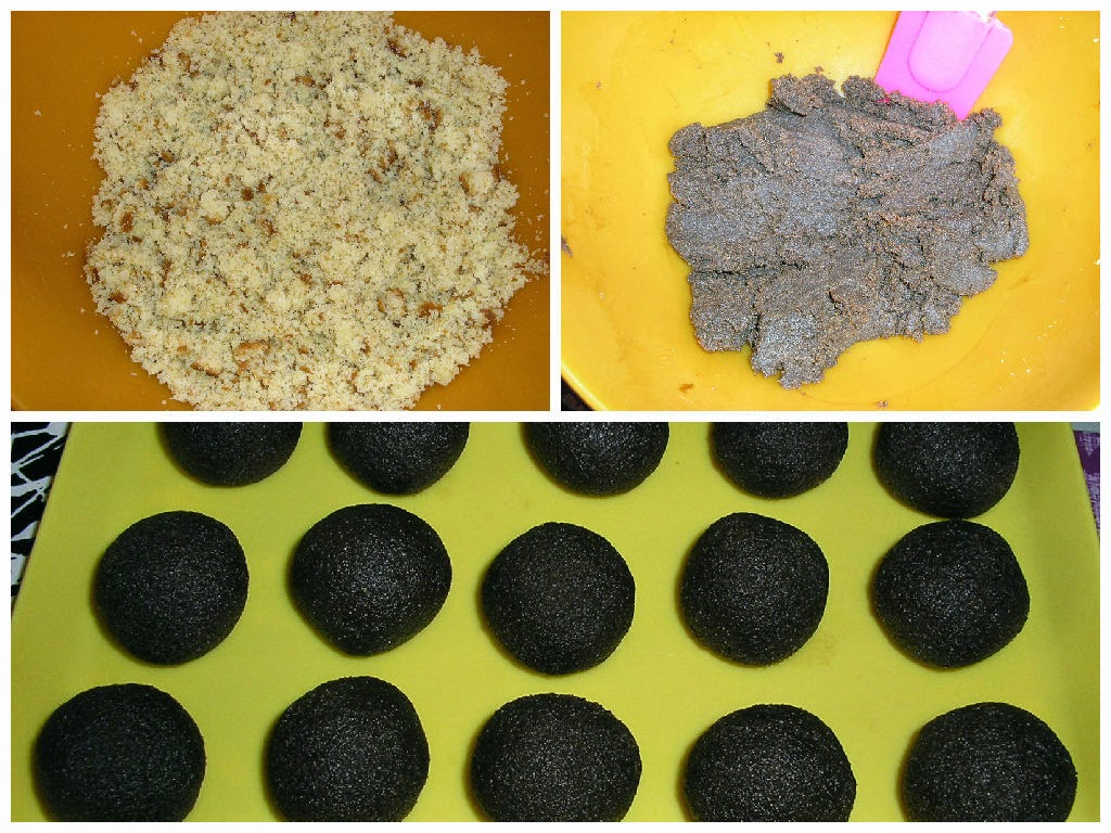 Baño Blanco Reposteria:Pasión por la repostería y mucho más: Cake pops de chocolate
