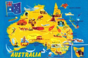 Australia Feb 22 - Mar 16 2015