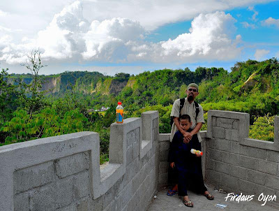 sudut pandang the great wall