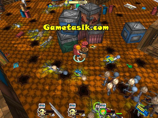 Download Game Gratis Zombie Survival HOT