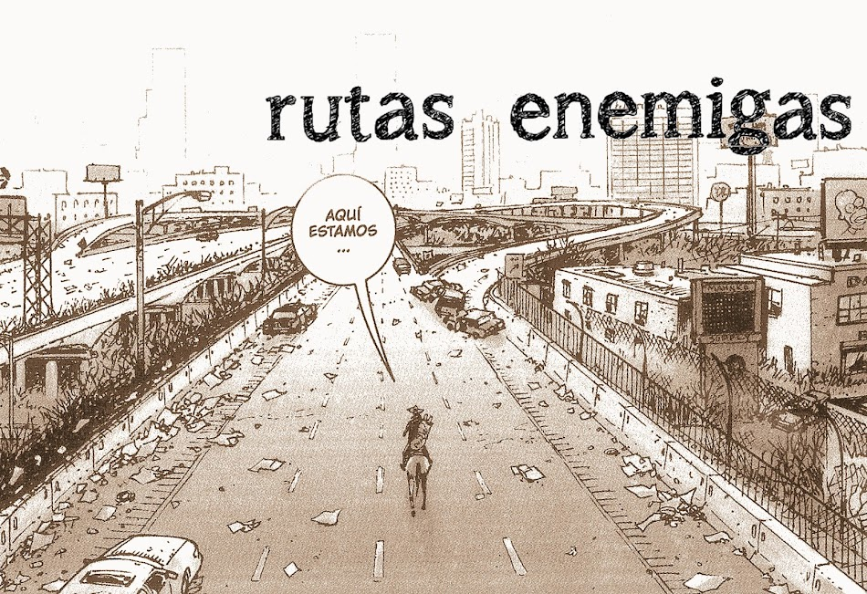 Rutas Enemigas