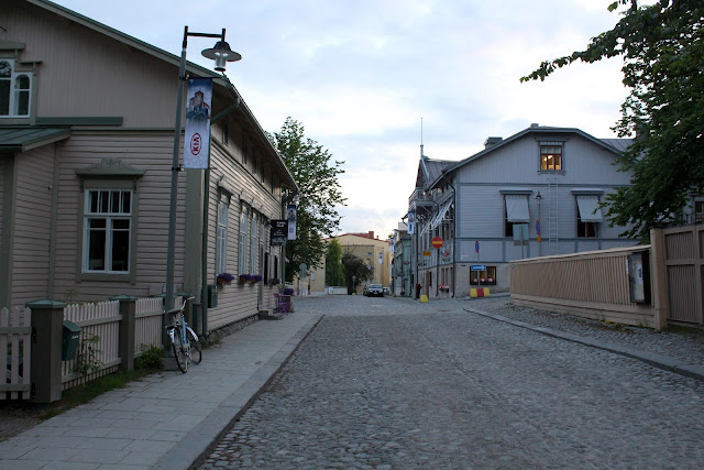 The Great Finnish Road Trip, road trip Finland, visit Finland, deserted streets,