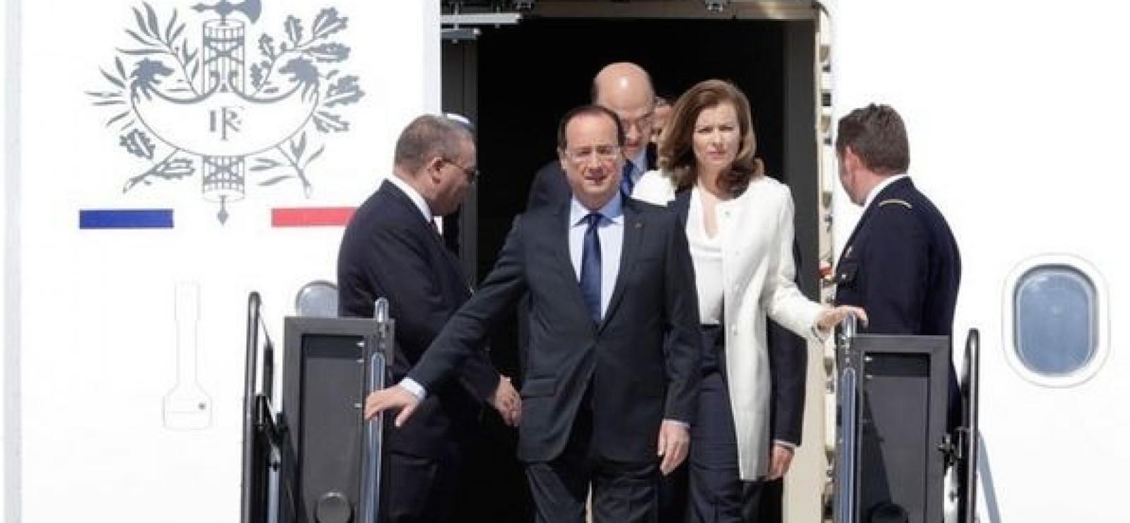 François Hollande utilise un jet privé et dépense 9200 euros pour aller voter