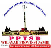 Susunan Redaksi PPTSB Jambi