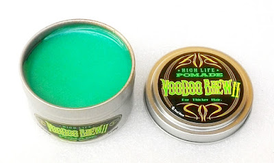 High Life Voodoo Brew II Hair Pomade Review