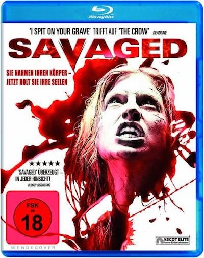 Savaged (2013) BluRay 720p BRRip 625MB